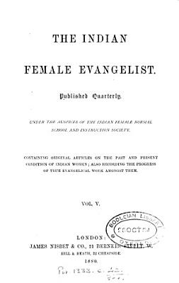 The Indian Female Evangelist PDF