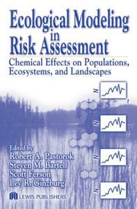 Ecological Modeling in Risk Assessment