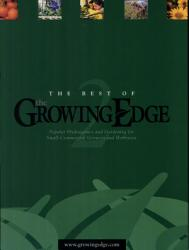 Best Of Growing Edge Book PDF