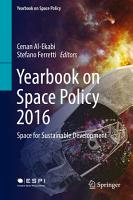 Yearbook on Space Policy 2016 PDF
