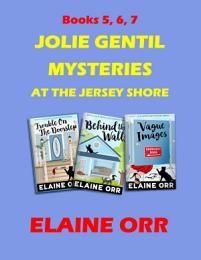 Jolie Gentil Box Set of Books 5 - 7