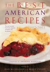The Best American Recipes 2002 2003 Book PDF