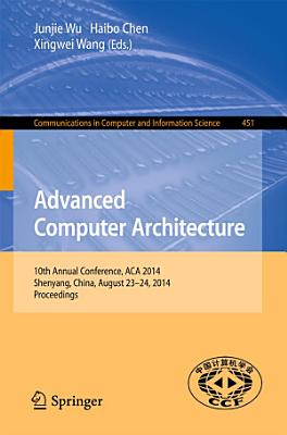 Advanced Computer Architecture PDF