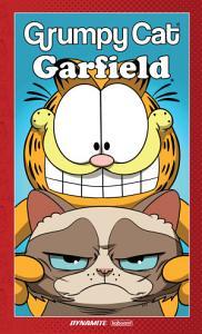 Grumpy Cat Garfield Collection Book