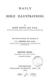 Daily Bible illustrations, original readings. Evening series: Volume 4