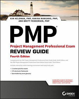 PMP Project Management Professional Exam Review Guide