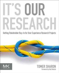 It S Our Research Book PDF