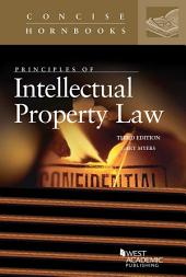 Principles of Intellectual Property Law: Edition 3