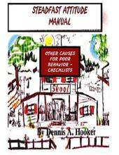 Steadfast Attitude - Manual: Essential to Accompany Steadfast Series Books