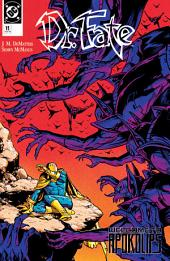 Doctor Fate (1988-) #11