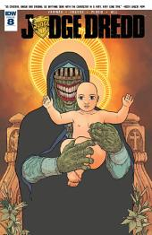 Judge Dredd (2016) #8