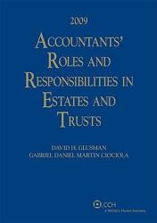 Accountants Roles And Responsibilities In Estates And Trusts Book PDF