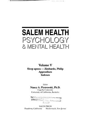 Salem Health PDF