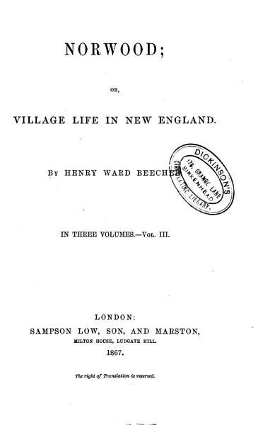 Download Norwood Book