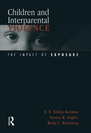 Children and Interparental Violence PDF
