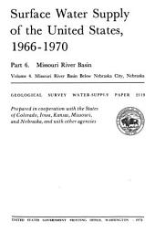 Surface Water Supply of the United States 1966-70: North Atlantic slope basins-3 v