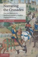 Narrating the Crusades PDF