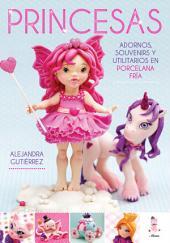 Princesas: Adornos, souvenirs y utilitarios en porcelana fría