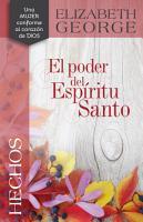Hechos  El poder del Esp  ritu Santo PDF