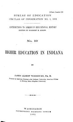 Contributions to American Educational History PDF
