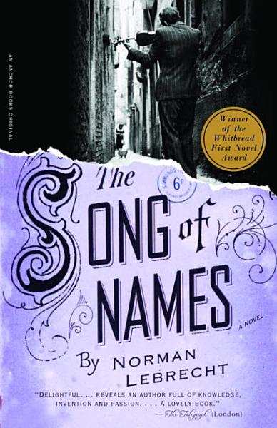 Download The Song of Names Book