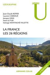 La France: Les 26 régions