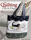 It S Quilting Cats Dogs Book PDF