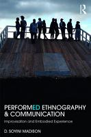 Performed Ethnography and Communication PDF