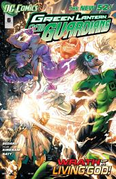 Green Lantern: New Guardians (2011-) #6