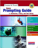 Genre Prompting Guide for Nonfiction  Poetry  and Test Taking