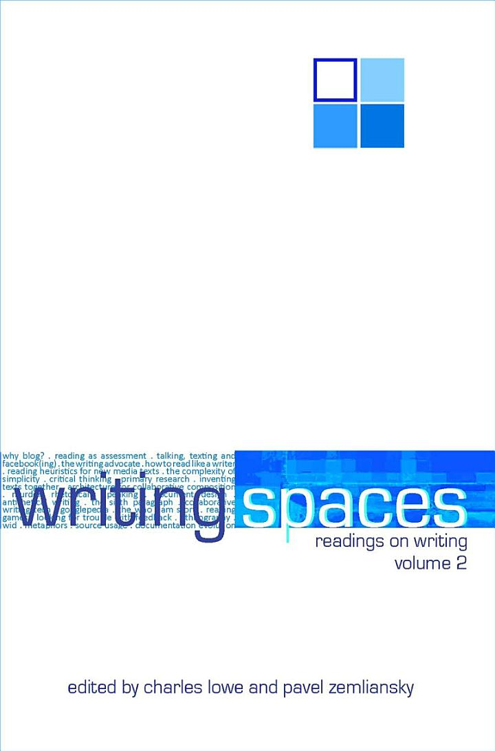 Writing Spaces 2
