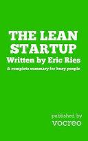 The Lean Startup PDF