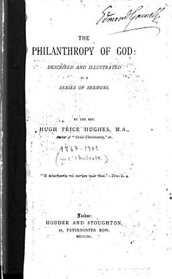 The Philanthropy of God