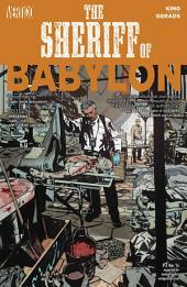 Sheriff of Babylon (2015-) #2