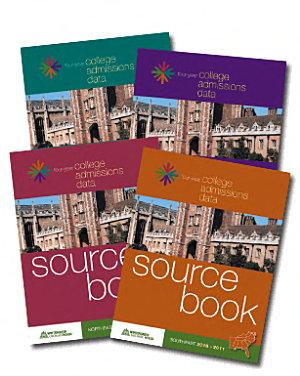 College Admissions Data Sourcebook Northeast Edition Looseleaf 2010 11 PDF