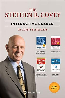 The Stephen R  Covey Interactive Reader   4 Books in 1