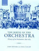 The Birth of the Orchestra PDF