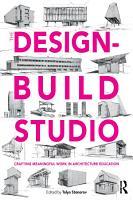 The Design Build Studio PDF