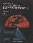 Encyclopedia of Occultism   Parapsychology  M Z PDF