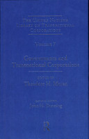 The United Nations library on transnational corporations    international business and the world economy   7  Governments and transnational corporations PDF