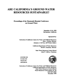 Water Resources Center Report PDF