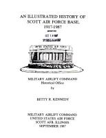 An Illustrated History of Scott Air Force Base  1917 1987 PDF