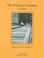 The Political Economy of Art PDF