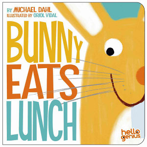 Bunny Eats Lunch Book