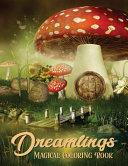 Dreamlings Magical Coloring Book