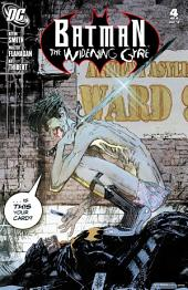 Batman: The Widening Gyre (2009-) #4
