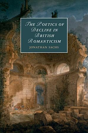 The Poetics of Decline in British Romanticism PDF