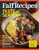 Feel God Fall Recipes