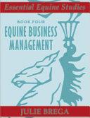 Equine Business Management