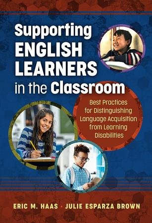 Supporting English Learners in the Classroom PDF